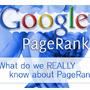 A Pagerank, motiváció a törekvő emberek számára!